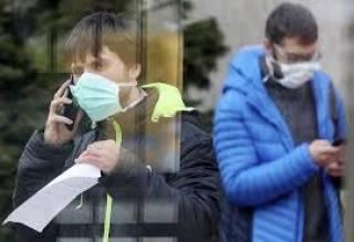 Украинцы рассказали, чего боятся больше всего из-за эпидемии коронавируса