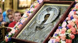 Патриарх Кирилл объедет Москву с иконой Богородицы, перед которой молился Серафим Саровский