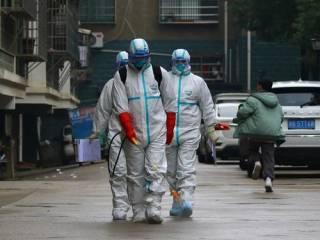 В Китае заблокировали целый район из-за вспышки коронавируса, ‒ СМИ
