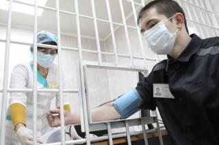 Похоже, коронавирус пробрался в застенки Лукьяновского СИЗО