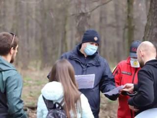 Киевлян массово штрафуют за нарушение карантина