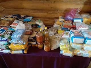 На Закарпатье УПЦ проводит акцию «Нуждаешься – возьми, можешь – помоги»