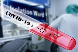 Число зараженных коронавирусом в Украине продолжает увеличиваться