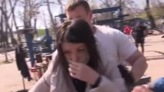 В Киеве спортсмены избили журналистов, которые снимали сюжет о соблюдении карантина