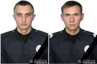 ДТП во Львовской области: погибли девятнадцатилетние полицейские