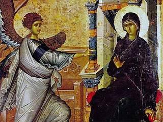 На Благовещение православные могут молиться дома