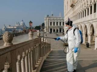 В Италии с помощью тотального карантина таки удалось переломить ситуацию с коронавирусом