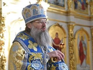 Запорожский митрополит УПЦ сказал, что Бог призывает нас быть бдительными и осторожными