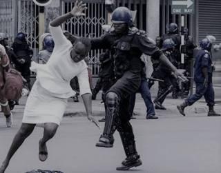 Карантин и государственное насилие: газ, дубинки, резиновые пули, тюрьма