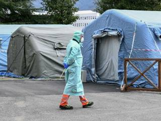 В Италии вновь растет число заражений коронавирусом, но зато снижается смертность
