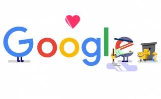 Google посвятил свой сегодняшний дудл коммунальщикам