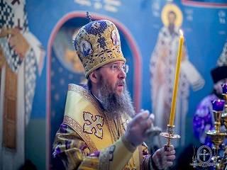 Митрополит Антоний рассказал, как УПЦ помогает бороться с пандемией коронавируса