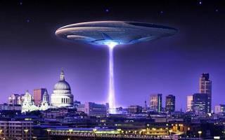 Участились сообщения о появлении НЛО. Имеет ли это отношение к скандальному проекту «Голубой луч»?