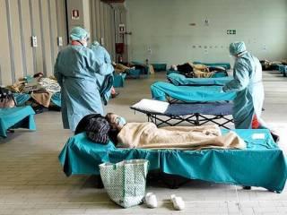 В Италии вновь растет смертность от коронавируса