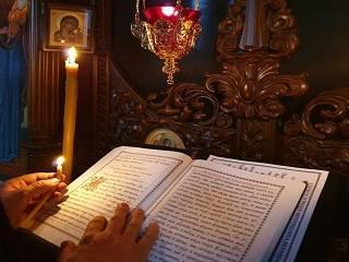 В Виннице УПЦ проводит онлайн-чтения Псалтири