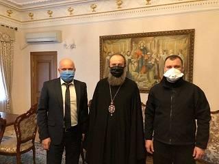 Управделами УПЦ и глава Нацполиции решили, как будут проходить богослужения на Пасху