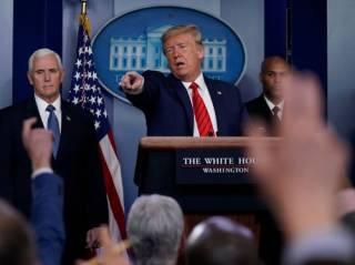 Трамп объявил всю территорию США зоной масштабного бедствия