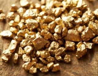Ученые нашли в золоте «частицу ангела»
