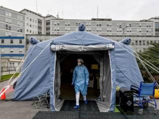 В Италии наметился коренной перелом в войне с коронавирусом, хотя смертность все еще «зашкаливает»