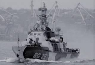 Война на море: вариант Азов