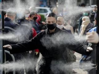 Эпидемия COVID-19 в мире и Украине: данные на вечер 16 апреля 2020