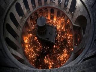 Стало известно, как православные украинцы получат Благодатный огонь