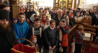 Христос Воскресе! В Святогорской Лавре прошла самая красивая служба