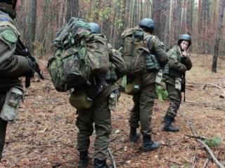 В Чернобыльской зоне началась антидиверсионная операция Нацгвардии