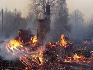 Православная молодежь собирает помощь пострадавшим от пожара
