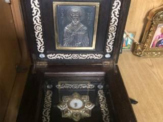 В Виннице суд вынес приговор мужчине, который похитил мощи святителя Николая