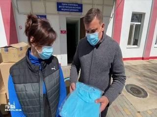 В Одессе УПЦ помогла медикам