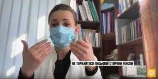 «Интер» показал эксклюзивный сюжет об украинских врачах в Италии