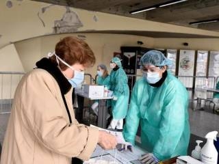 В Италии установлен рекорд по числу выздоровлений от COVID-19