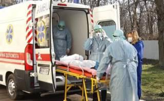 Число заболевших коронавирусом в Киеве приближается к тысяче. Данные на 22 апреля