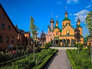 Голосеевский монастырь закрыт на карантин