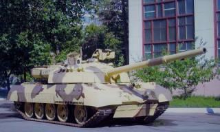 Танковое наследие Союза: Т-55