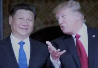 Трамп полез на Китайскую стену