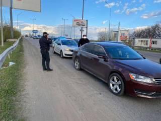В Харькове в стельку пьяный священник за рулем, недавно лечившийся от цирроза, пытался убежать от копов