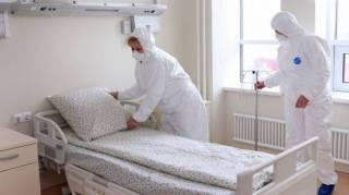 В Александровской больнице кончаются места для больных коронавирусом