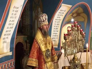Митрополит Антоний назвал волну умышленных поджогов храмов «террором против УПЦ»