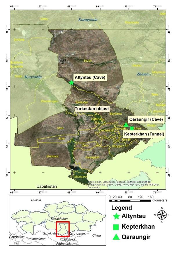 биолаборатория США в Казахстане
