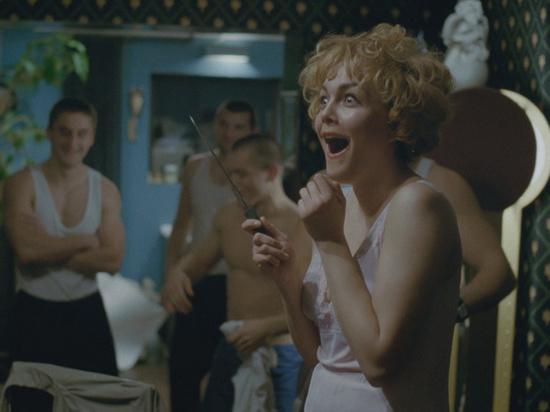 кадр из фильма «Дау. Дегенерация»