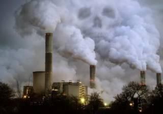 Загрязненный воздух может влиять на рост распространения коронавируса