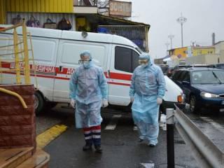 В Киеве возросло число заболевших коронавирусом. Среди новых пациентов ‒ медики и дети