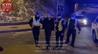 В Киеве заместитель Кличко напал на полицейского