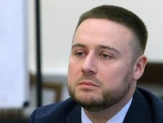 Появилось матерное видео драки киевского чиновника Слончака и полицейского