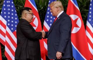 Трамп подогрел слухи о здоровье Ким Чен Ына, сделав странное заявление