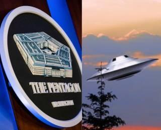 Американские военные показали три видео с НЛО