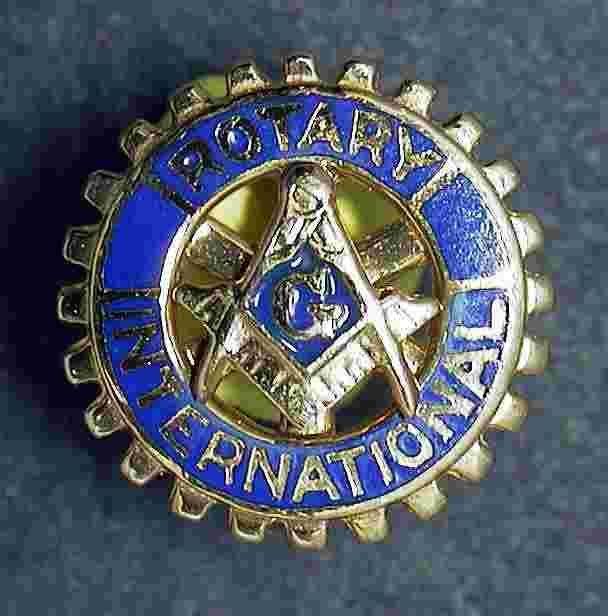 знак Rotary International