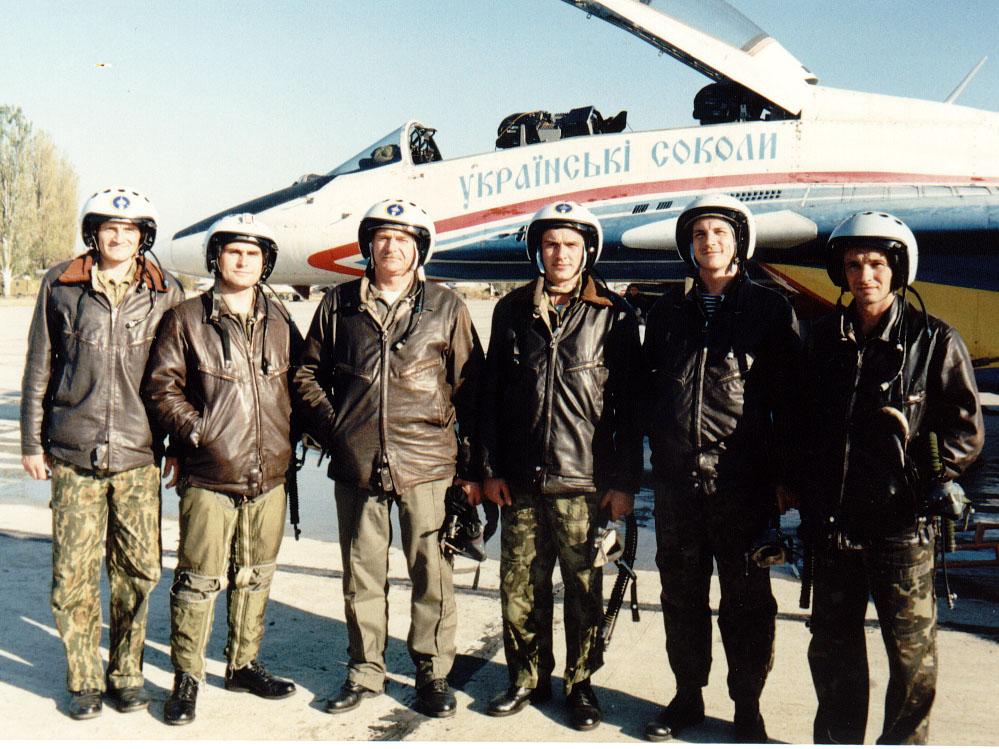 Группа «Украинские соколы»